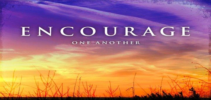 17. Encourage (sunset)